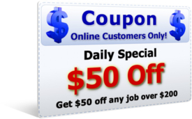 Daily Special $50 Off