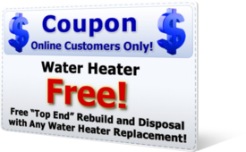 Free Water Heater Disposal