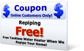 Free Tankless Water Heater