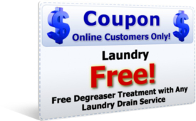 Free Degreaser Treatment